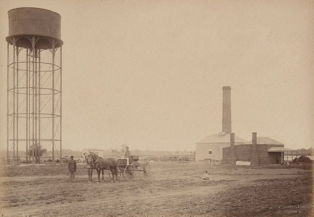 An image of Waterworks, Wilcannia
