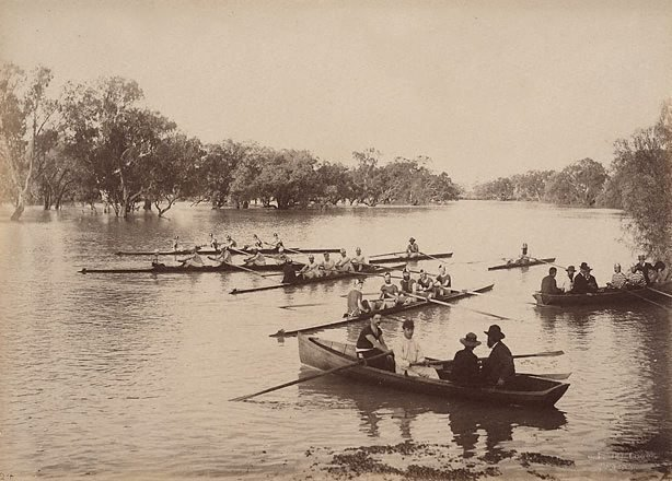 An image of Rowing Club, Wilcannia (first view)