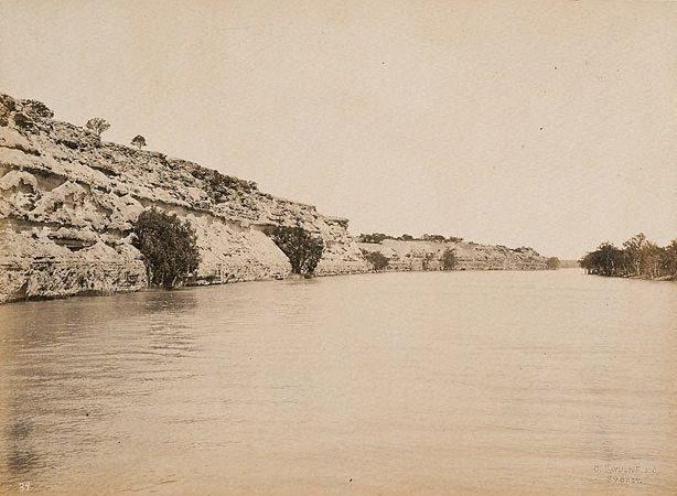 An image of Overland Corner, Lower Murray, South Australia