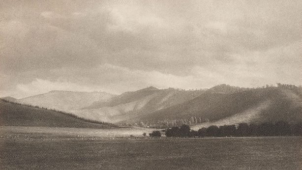 An image of Landscape Flinders country