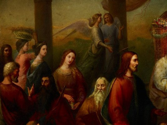 Alternate image of The marriage at Cana of Galilee by Adelaide Ironside