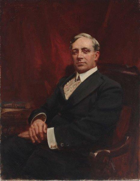 An image of Sir Herbert Maitland by John Longstaff