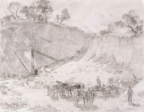 An image of The quarry