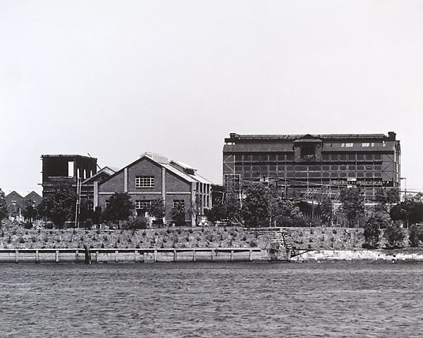An image of Parramatta River: Mortlake 1980