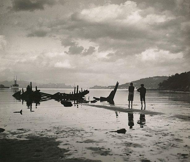 An image of Beachcombers