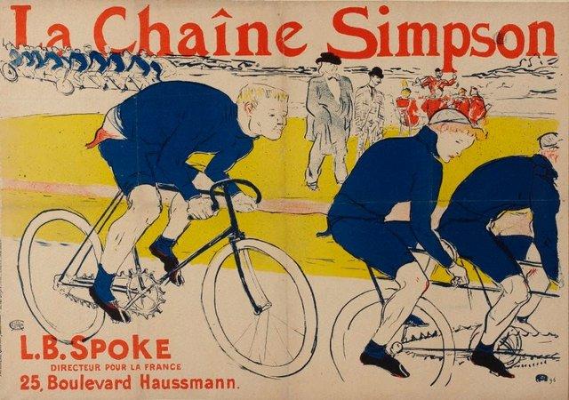 An image of La Chaîne Simpson