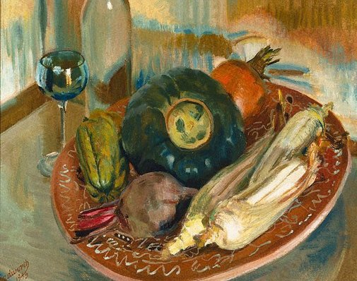 An image of Still life by Frank Medworth