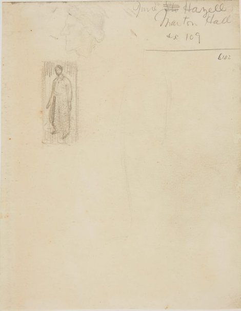 An image of (Figure and head studies) (Early Sydney period) by William Dobell