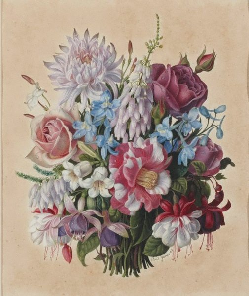 An image of Flowers of May by Paul Jones