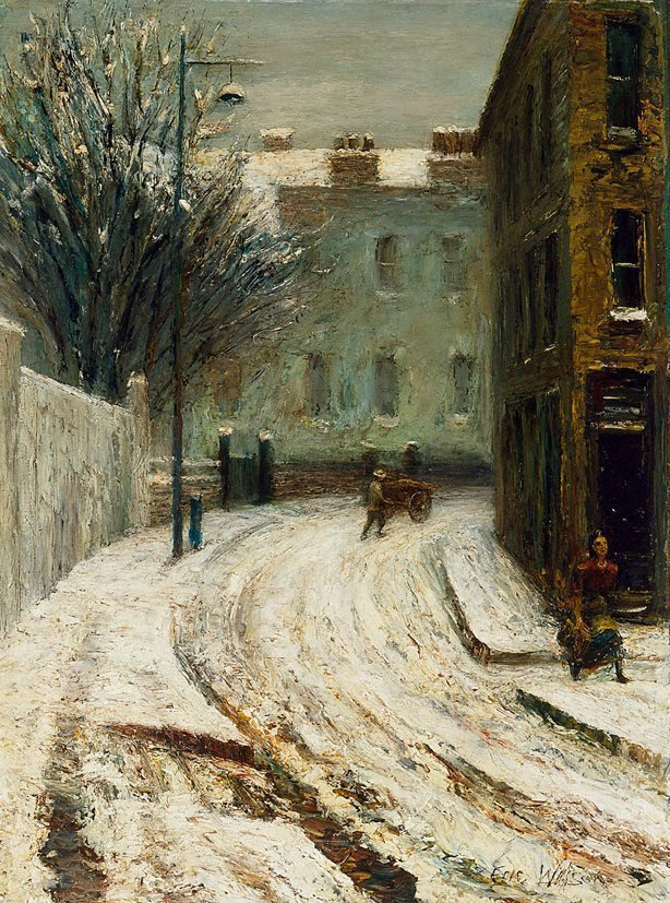 An image of Lambeth Street