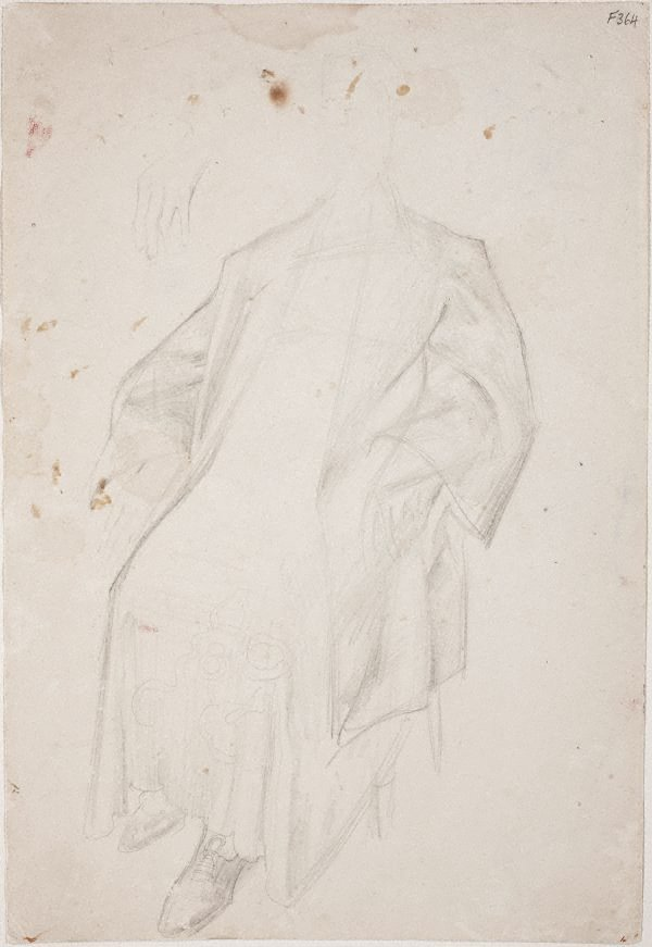 An image of Costume study for Dame Mary Gilmore