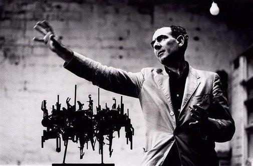 An image of Robert Klippel, Woolloomooloo by David Moore