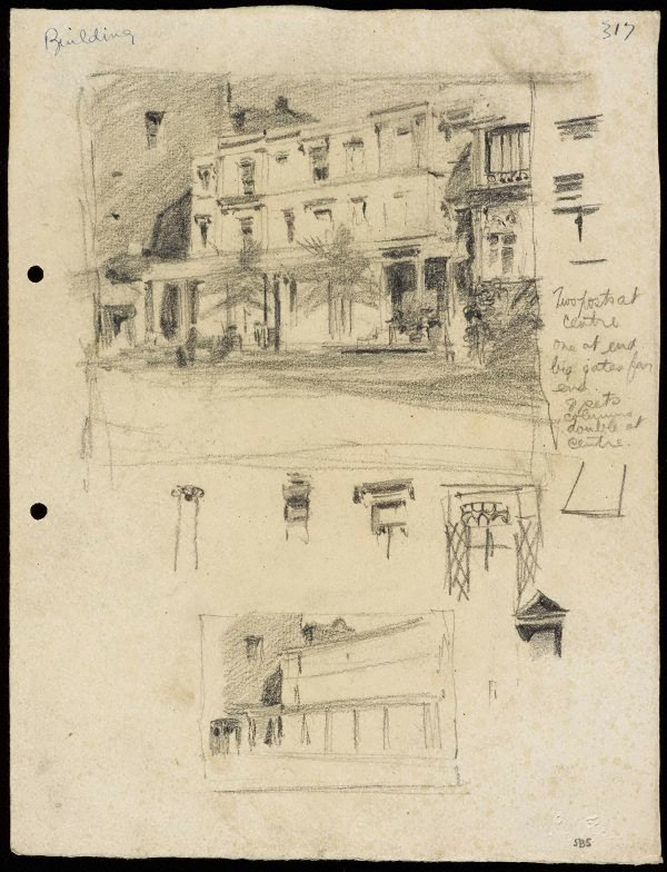 An image of Burdekin House, Macquarie Street, Sydney and Details