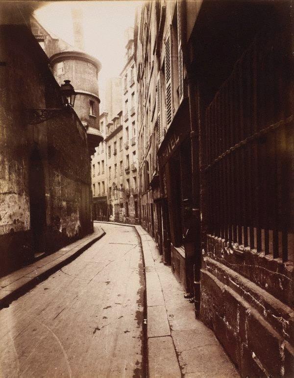 An image of Rue de l'Hôtel de Ville