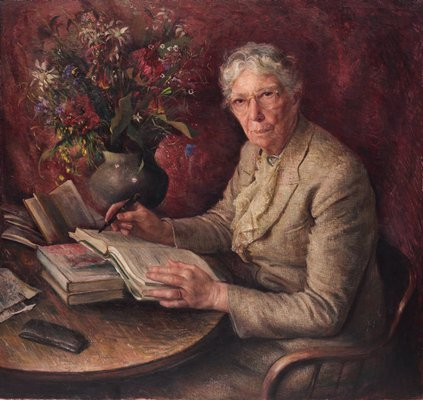 Alternate image of Dame Mary Gilmore by Joshua Smith