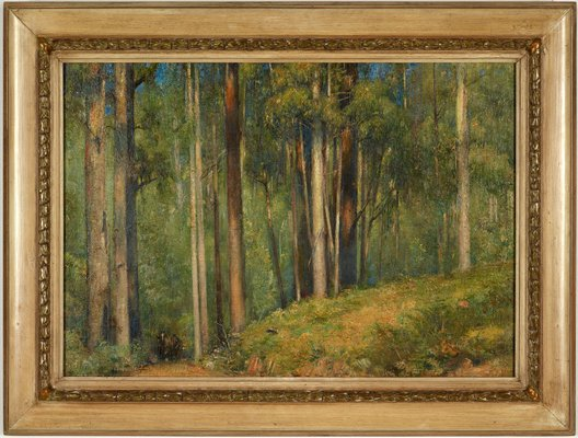 Alternate image of Sherbrooke Forest by Tom Roberts