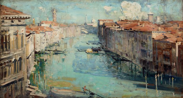 An image of Grand Canal, Venice