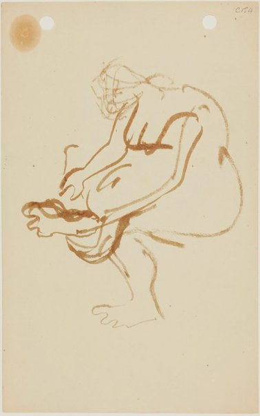 An image of Study for 'Pearl' by William Dobell