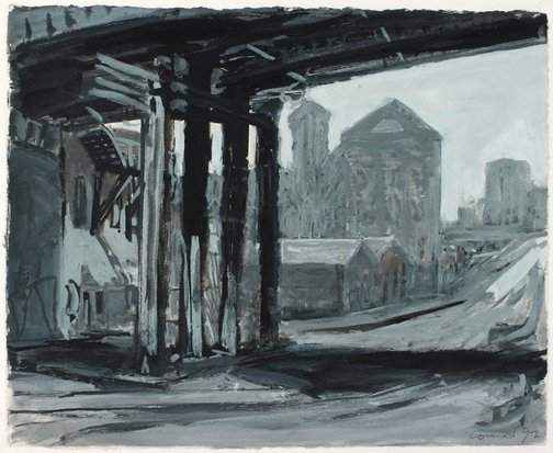 An image of Under Wharf 19-21, Pyrmont by Kevin Connor