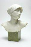 Alternate image of Head of 'Painting' by Sir Thomas Brock