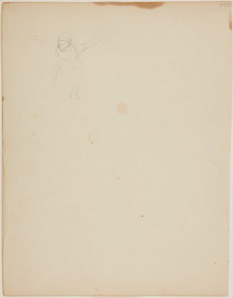An image of (Little girl with arms raised) (Early Sydney period) by William Dobell