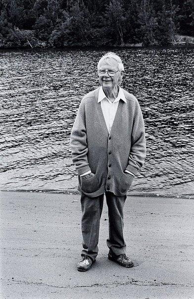An image of Arthur Boyd, Bundanon, NSW by David Moore