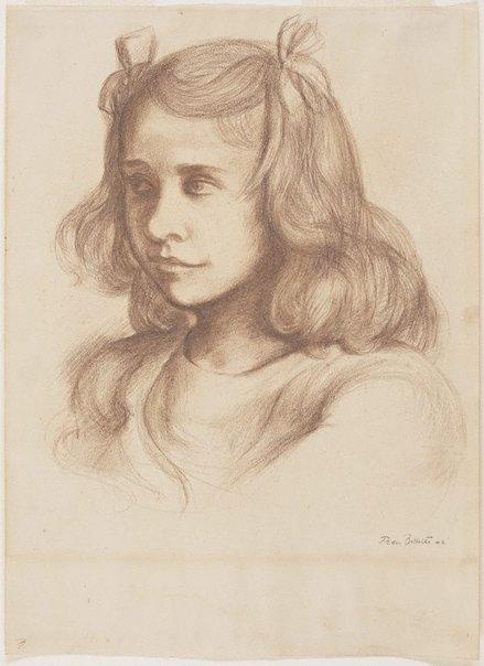 An image of Child's head by Jean Bellette