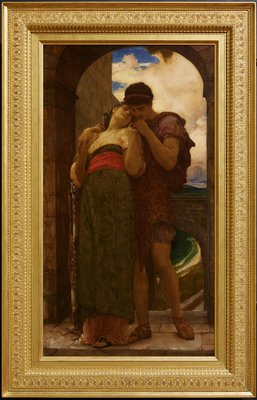 Alternate image of Wedded by Lord Frederic Leighton