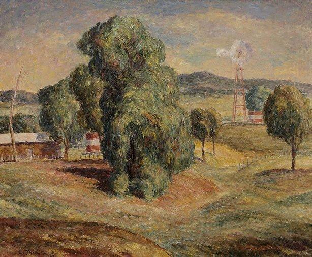 An image of Landscape Binnia Downs
