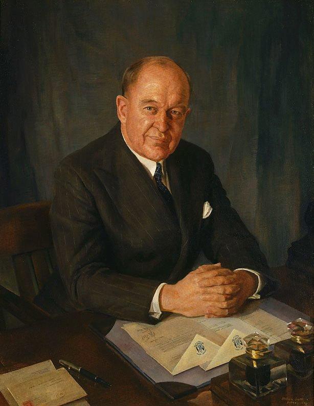 An image of Portrait of Hon. W.J. McKell KC