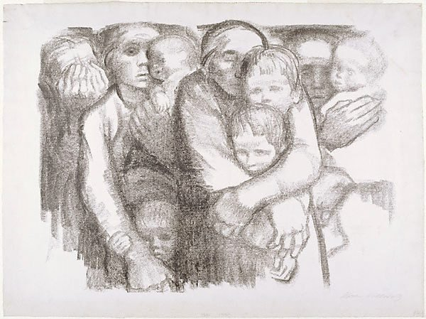An image of The mothers
