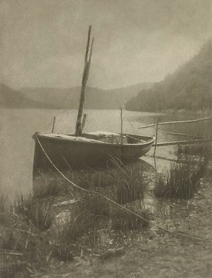 An image of Dawn, Hawkesbury River by Lewis Hey Sharp