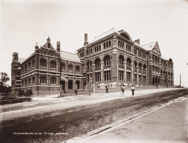 An image of Technical College, Ultimo