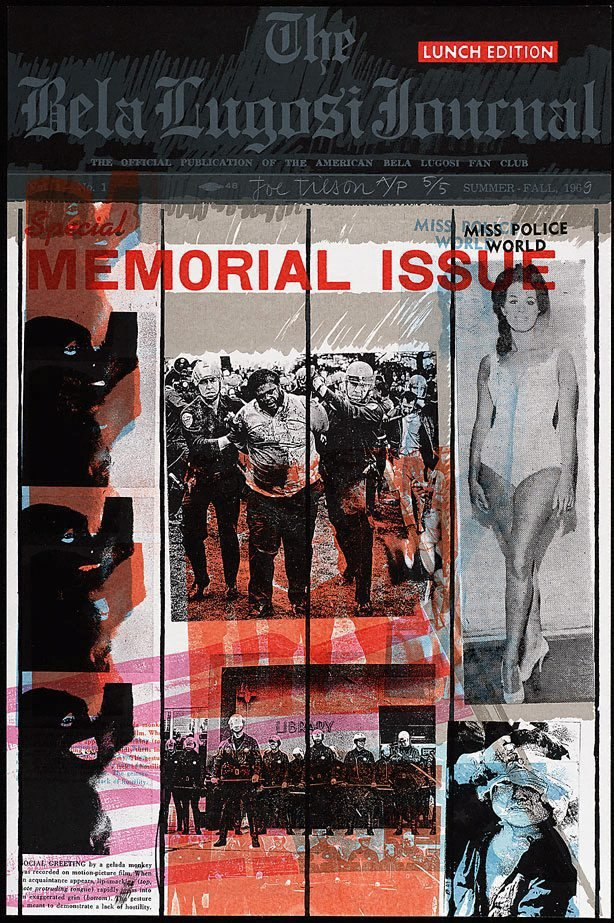 An image of M - Memorial issue