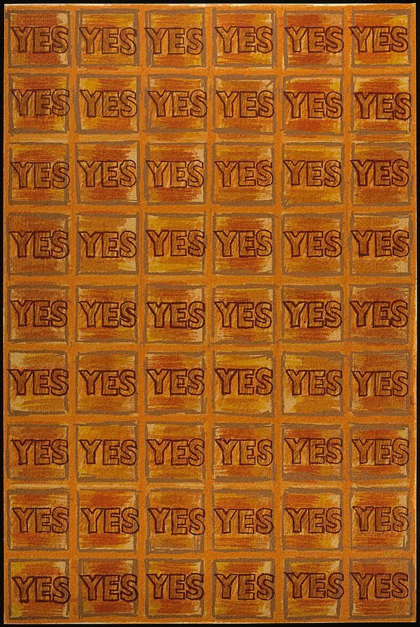 An image of Y - Yes