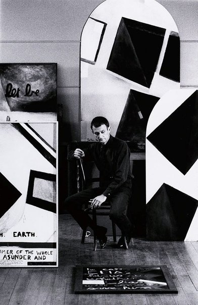 An image of Colin McCahon, Auckland, New Zealand by David Moore