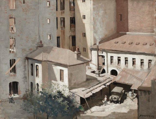 An image of A forgotten corner