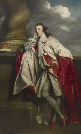 AGNSW collection Sir Joshua Reynolds James Maitland, 7th Earl of Lauderdale (1759-1760) 8.1977