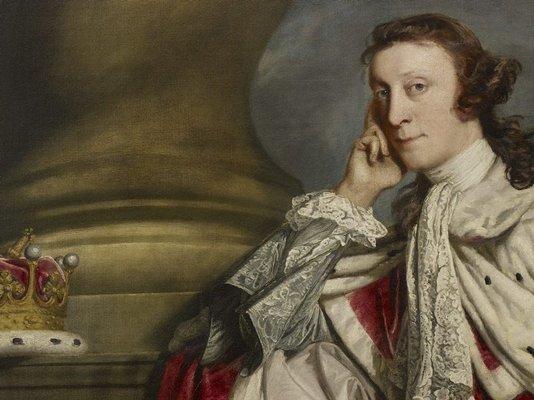 Alternate image of James Maitland, 7th Earl of Lauderdale by Sir Joshua Reynolds