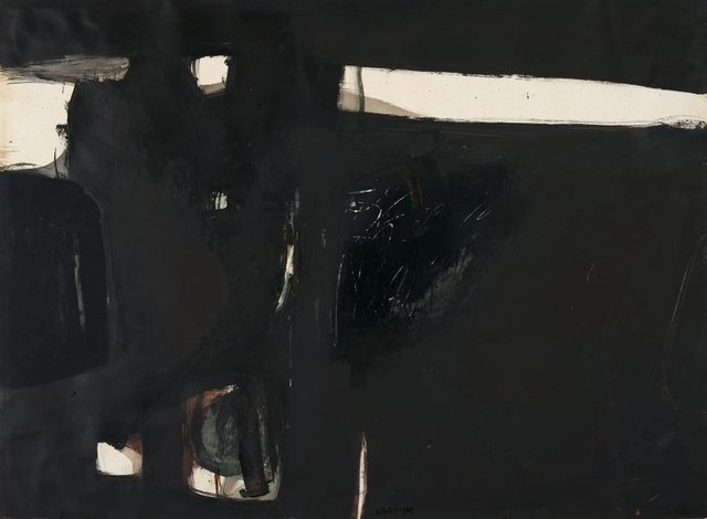 An image of Black landscape