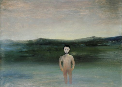 An image of Island by Sidney Nolan