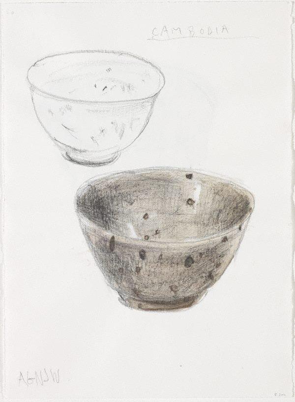 An image of Untitled (Rengetsu's tea bowl)