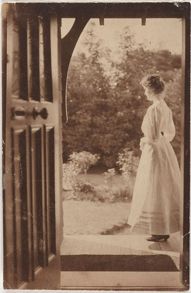 An image of Joan at Witty Combe