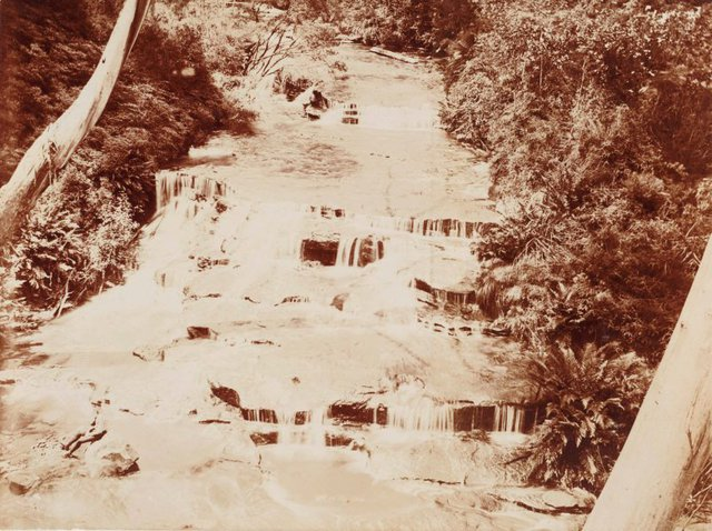 An image of Untitled (waterfall)