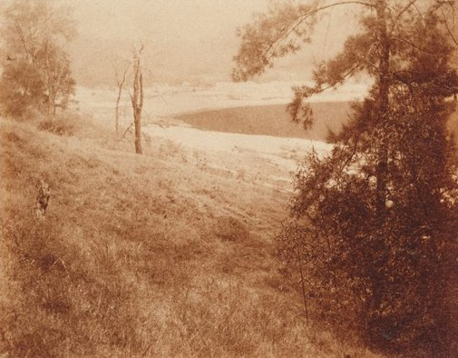An image of Untitled (landscape) by Norman C Deck
