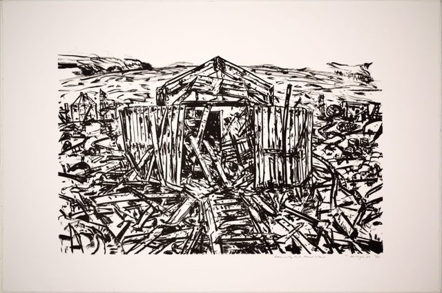 An image of Admiralty hut, Heard Island