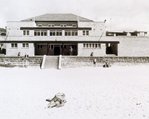 An image of South Curl Curl 1981-82 by Mark Johnson