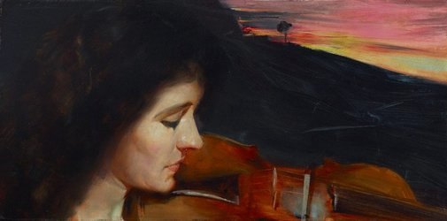 An image of Adagio by Tom Roberts