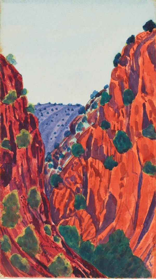 An image of Amulda Gorge