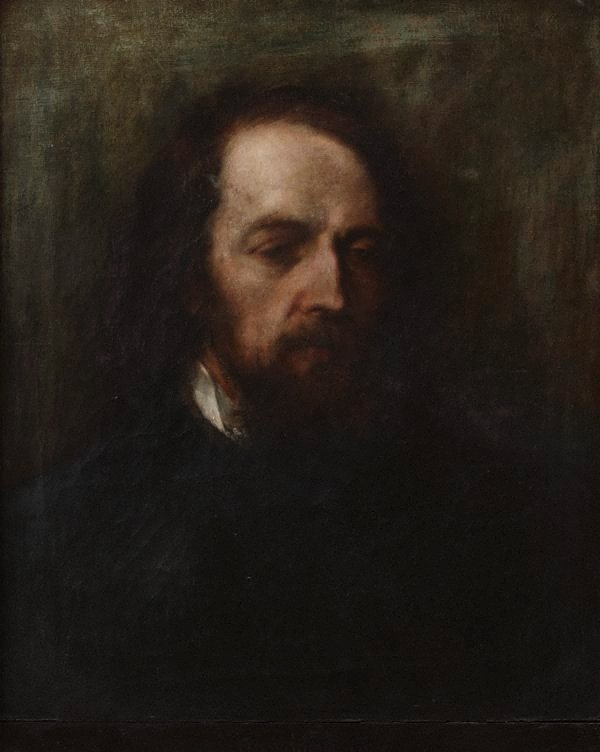 An image of Lord Tennyson
